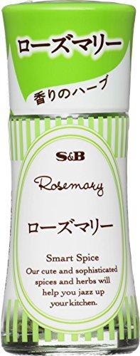 S&B スマートスパイス ローズマリー 4.2g×5個