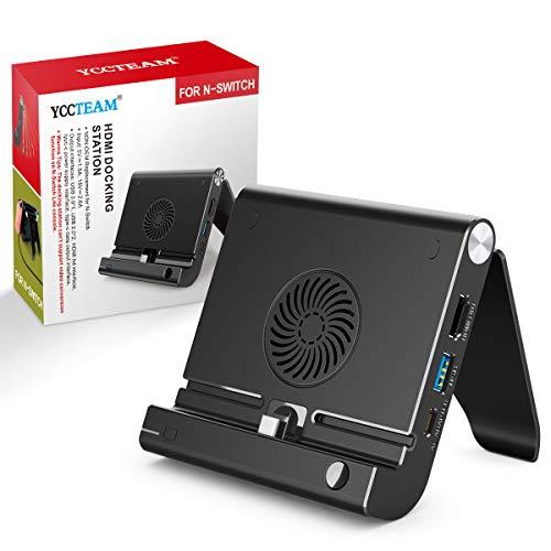 soporte nintendo switch fabricante YCCTEAM