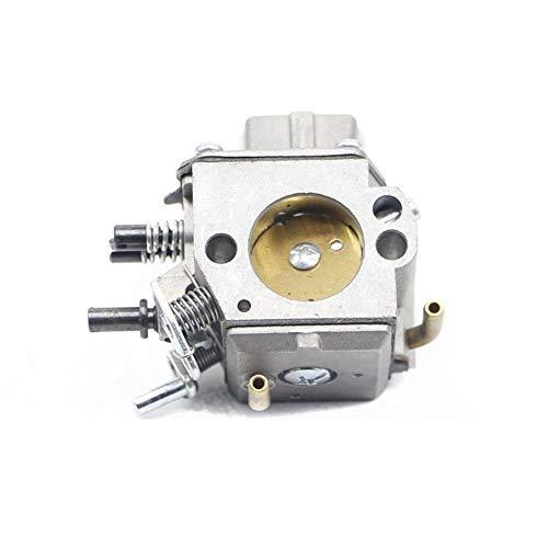 Dafengchui Carburador for Stihl 044 046 MS440 MS460 Reemplazar Walbro Zama HD-15C HD-17C Motosierra 1128 120 0625 (Color : Gray)