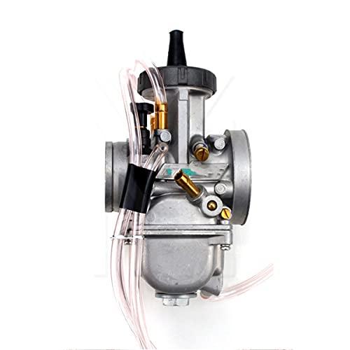Carburador Carburador de reconstrucción de carburador Accesorios de automóviles Auto carburador Universal 2T 4T Motor Motorcycle Scooter 34 34 35 36 38 40 41 33/34/35 Reemplazo automotriz Carburador A
