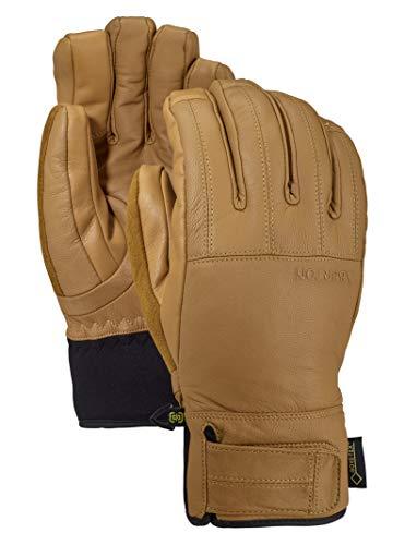 Burton Mens Gondy Gore-Tex Leather Glove, Raw Hide New, X-Large