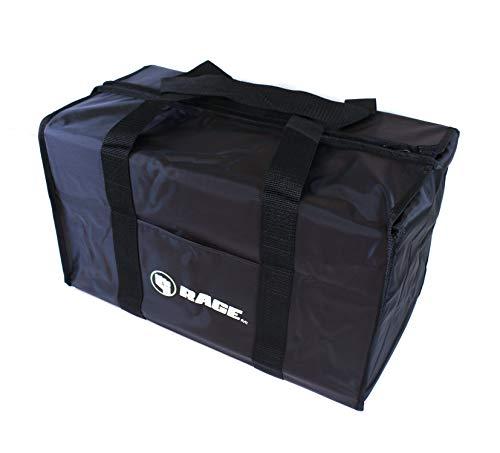 Rage RC 9000 Small Gear Bag, Black