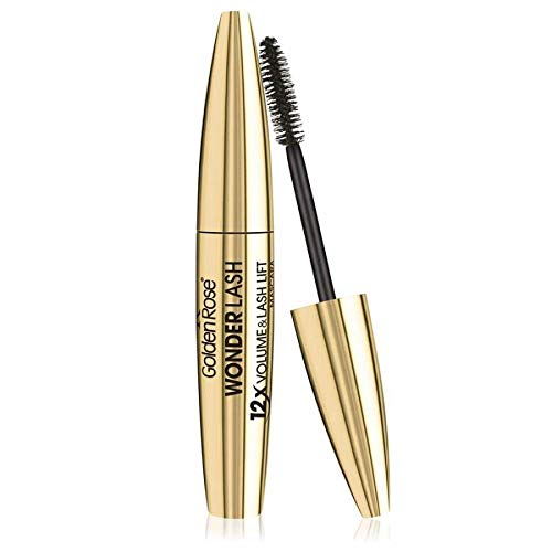 Golden Rose 12x Wonder Lash Mascara, 1er Pack (1 x 12 ml)