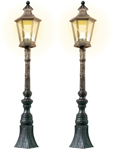 Busch 8620 - 1 Oldtimer-Straßenlampe G/I