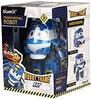Robot Trains 80174 – Figurine convertibile, Modelli Assortiti, 1 pz.