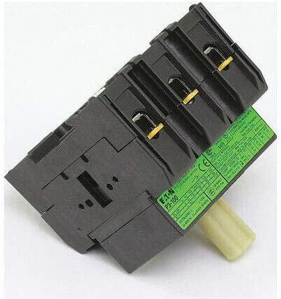 1C18351p1s Disconnect Switch 100A Max 81% OFF Popular product 600V 3P