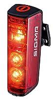 LEISTUNG - Das SIGMA Fahrradlicht leuchtet hell und bietet für 500 m Leuchtkraft und Sichtweite. Das Rücklicht ist klein, funktioniert ganz ohne Dynamo und ist StVZO zugelassen BRENNDAUER - Die abnehmbare Fahrradlampe sorgt 7 h für optimale Beleuchtu...
