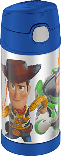 Thermos F4019TS6 Funtainer 12 Ounce Bottle, Toys Story 4
