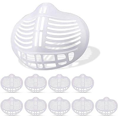 [10PCS] 3D Mask Bracket Face Bracket Internal S...
