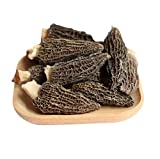 TOKASS Dried Morel Mushrooms, Wild Morel Nature Fine Gourmet Foods, 2 Ounce