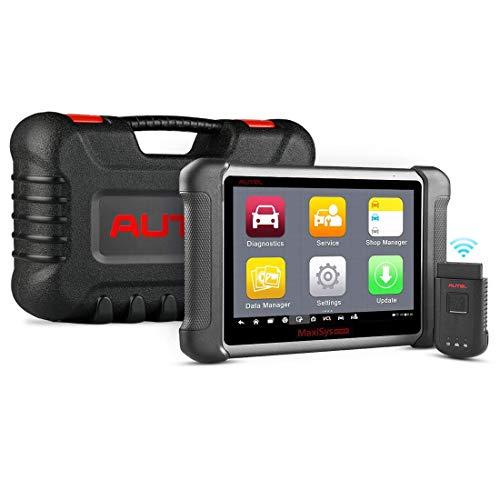Autel Maxisys MS906BT Bluetooth Automotive Diagnostic Tool with OE-level Diagnostics and ECU Coding...