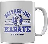 Miyagi Do Karate Kid - Taza de café de cerámica, regalo de cumpleaños