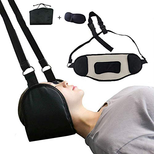 NUOLANDE Shoulder Pain Relief Hammock, muscle relaxation and physical therapy,soothing head hammock Relaxation Sling Self Massager,Suitable for Home Use