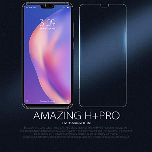 Nillkin Amazing H+ Pro Xiaomi Mi 8 Lite- Protector de Pantalla Dureza...