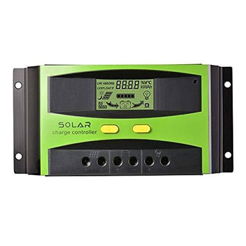 Regulador solar 20A/40A/60A PWM 12v / 24v Controladores PWM controlador para panel solar (40A 12/24V PWM)