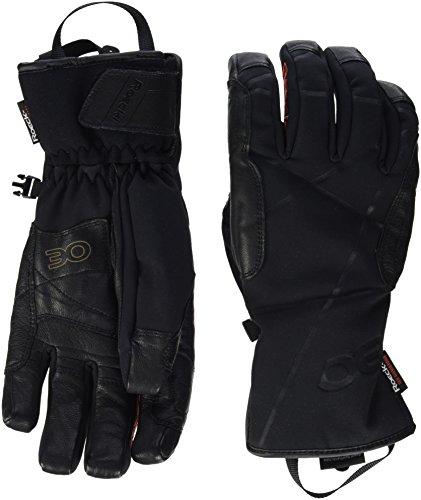 Roeckl Herren Montana Handschuhe, Black, 9.5