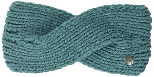 Barts Damen Yogi Headband Stirnband, Türkis (0014-AQUA 014L), One Size (Herstellergröße: Uni)