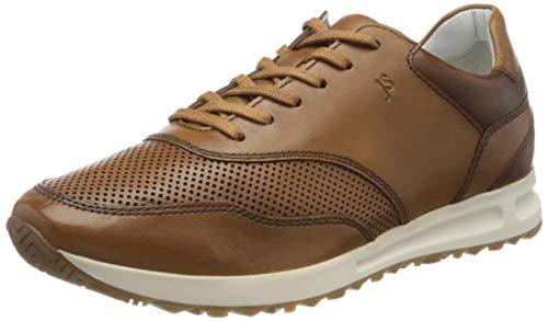 Josef Seibel Herren Thaddeus 10 Sneaker, Braun (Cognac-Kombi 448 371), 44 EU