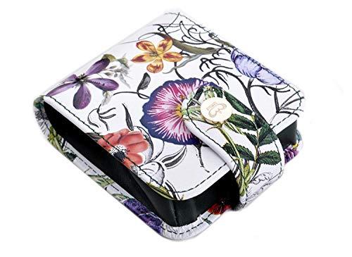 Portable Make Up Pouch leichte Tasche für Damen Reise Kosmetiktasche für Kosmetik Pinsel...