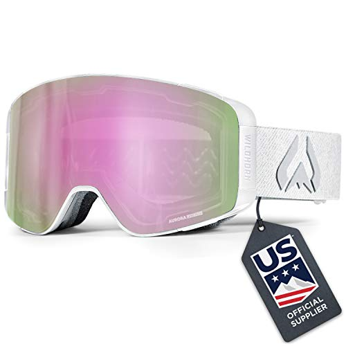 Gafas Snowboard  marca WildHorn Outfitters