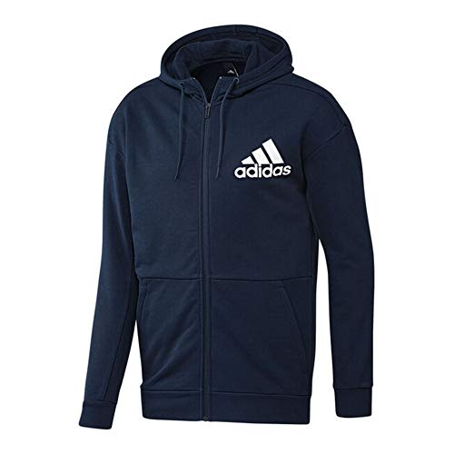 adidas Herren Tentro Full Zip Hoodie Kapuzenjacke, Conavy, XL
