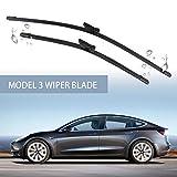 WJM Tesla Model 3 Model Y Windshield Wiper Blades