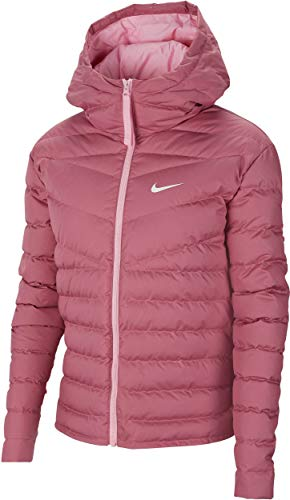 Nike Down Fill - Chaqueta para mujer Berry/White S