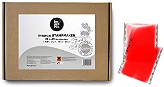 Imagepac Stampmaker Stamp Packs (20 Pack), 1.875 x 1.25