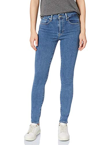 Levi´s ® 721 JEANS SKINNY DAMEN HIGH WAIST HOSE OUT OF TOUCH W30/L30