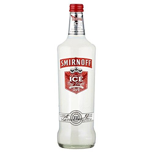 Smirnoff Ice Triple premium vodka filtrada bebida mezclada 70cl (paquete de 6 x 70 cl)