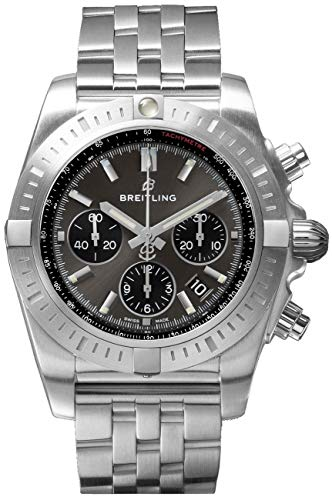 Breitling Chronomat B01 Chronograph 44 Men's Watch AB0115101F1A1