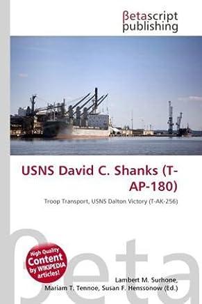 Usns David C. Shanks (T-AP-180)
