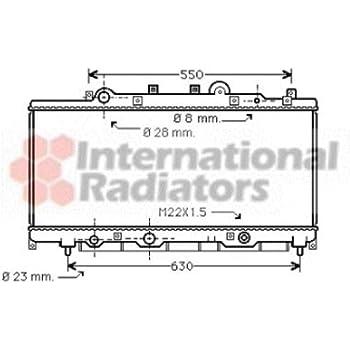Van Wezel 17002109 Raffreddamento Motore