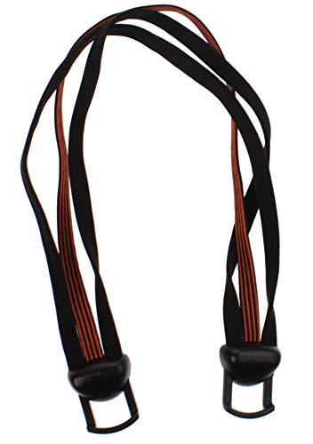 Gazelle Power-Vision snelbinder 28 Zoll schwarz/orange
