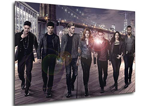 Instabuy Posters TV Series - Poster Shadowhunters V1 (A4 30x21)
