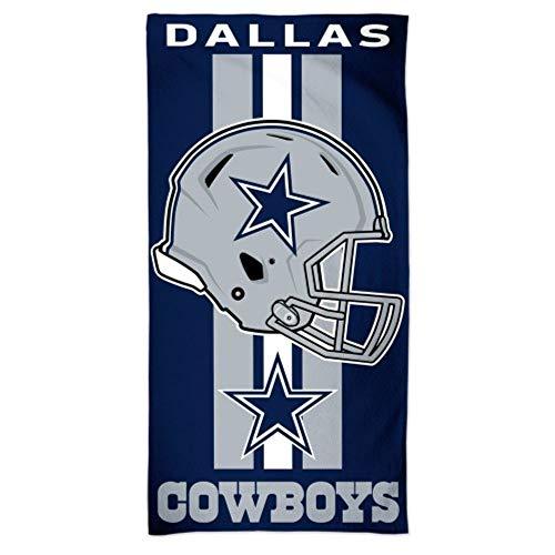 WinCraft NFL Dallas Cowboys A1874215 Strandtuch, Faser, 4,1 kg / 76,2 x 152,4 cm