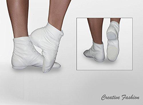 Kostov Sportswear Tanzstiefel Favorit Gr. 44 weiß