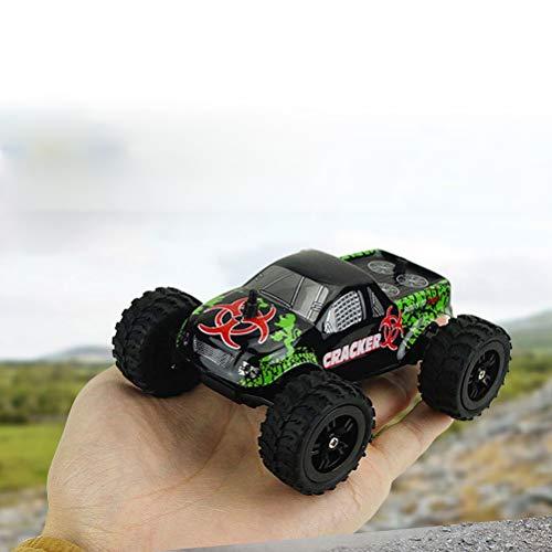 LifeBest 1:32 2,4 GHz Mini RC Monster Truck Radio Fernbedienung Buggy Riesenrad Offroad Fahrzeug Mini Stunt Auto Rennfahrzeug Geschenke für Jungen Mädchen Kleinkinder