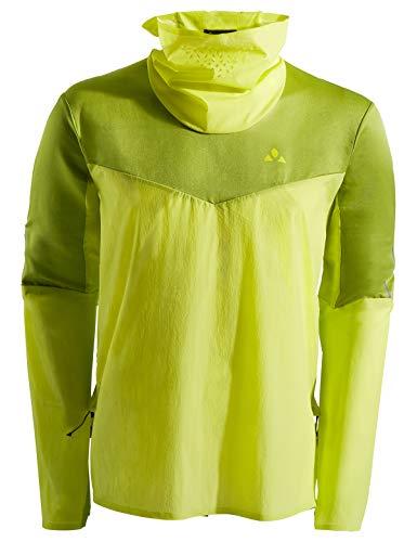 VAUDE Green Core Windbreaker, duff Yellow, S