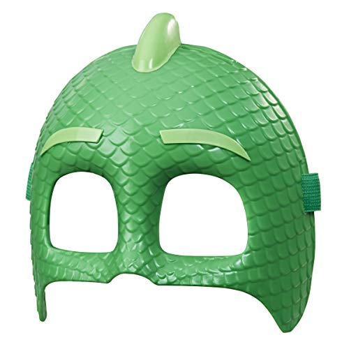 PJ Masks Hero Mask (Gekko) Preschool Toy, Dress-Up Costume Mask for Kids Ages 3 and Up Green