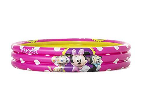 Bestway 91079 Piscina per bambini Minnie da 122X25 cm