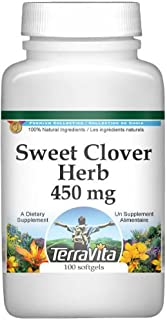 Sweet Clover Herb (Melilot) - 450 mg (100 Capsules, ZIN: 512671)
