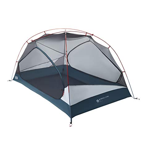 Mountain Hardwear Mineral King 2 Tent Grey, Dome Tent, One Size - Grey Ice