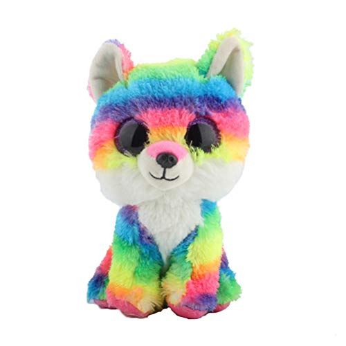 Ty Beanie Boos Knuffels Big Eyes Cute Doll Fox 15cm