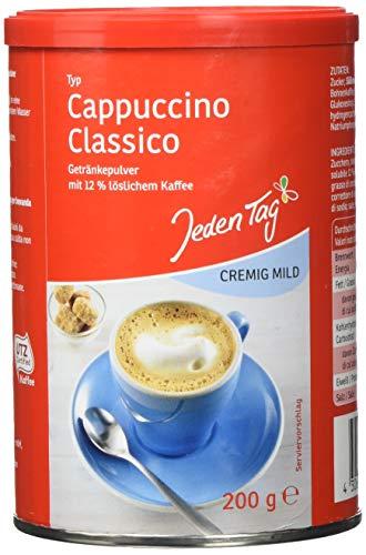 Jeden Tag Cappuccino Classic, 200 g, 217059_1