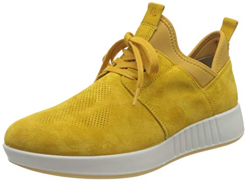 Legero Damen ESSENCE Sneaker, Gelb (Sunshine (Gelb) 62), 40 EU (6.5 UK)