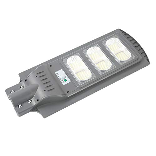 Asixxsix Farola, Farola de 420 LED Que Ahorra energía, para aceras, Jardines, Parques, Patios