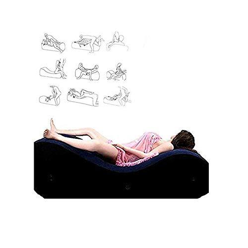 YL Trajes de Almohada de posición Inflable: Muebles de Cojines mágicos para Almohadas de Apoyo de posición Familiar con Bondage