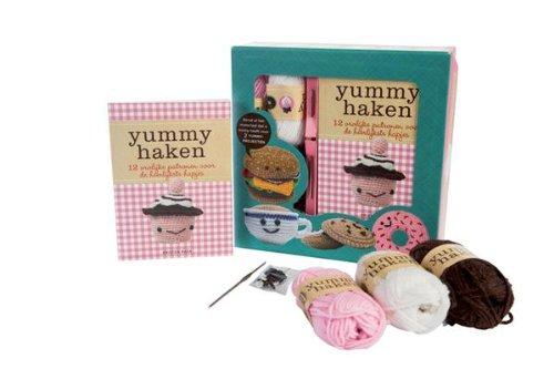 Yummy haken boek-box: 12 vrolijke patronen voor de heerlijkste hapjes