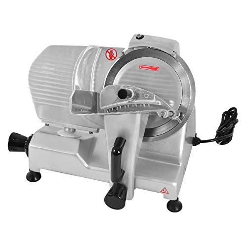 Tangkula Electric Meat Slicer, Home Kitchen...